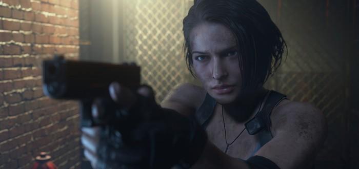 Демо Resident Evil 3 прошли всего за две минуты