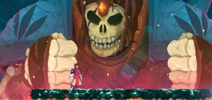 Обновление Dead Cells добавило в игру монтировку и скин Гордона Фримена