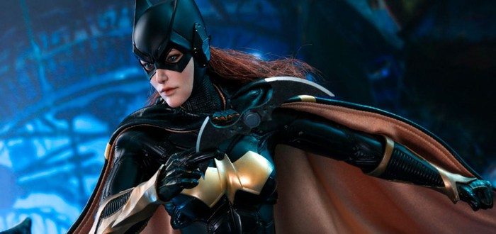 Hot Toys показала фигурку Бэтгерл из Batman: Arkham Knight