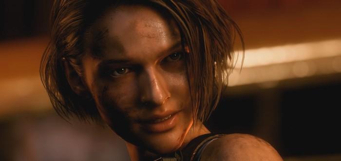 Новый трейлер Resident Evil 3 посвящен Джилл