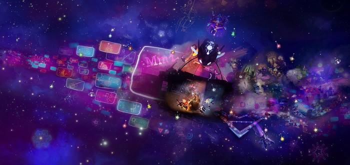 Игрок воссоздал в Dreams фотореалистичный лес