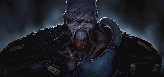 В демоверсию ремейка Resident Evil 3 добавили Немезиса в пляжных плавках