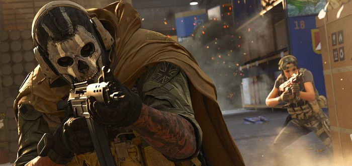 UK-чарт: У Modern Warfare резко подскочили продажи