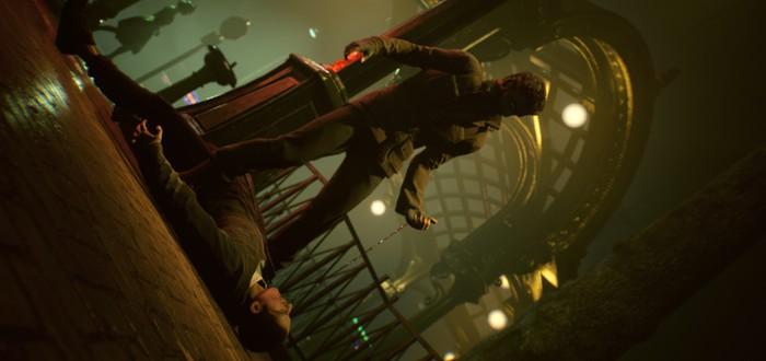 Разработчики Bloodlines 2 сделали все способы перемещения по уровню доступными по умолчанию