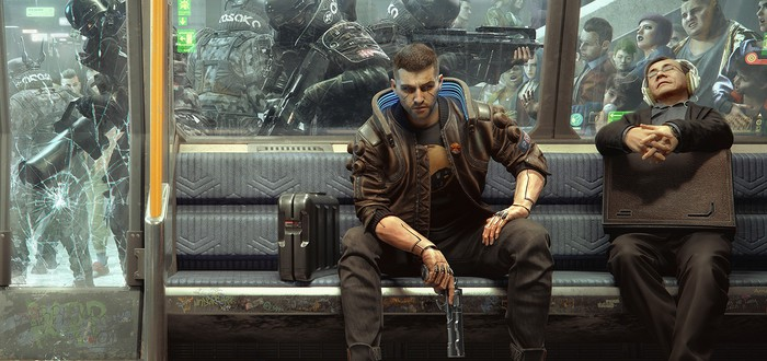 Попробуйте найти все интересные детали на новых обоях Cyberpunk 2077 для рабочего стола