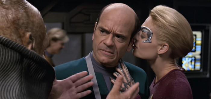 Фанат готовит 4K-ремастер сериала Star Trek: Voyager