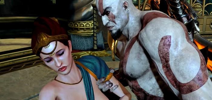 Создатель God of War: Кратос не был женоненавистником
