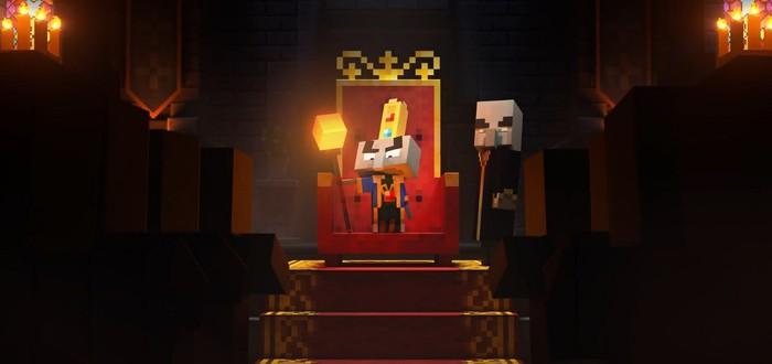 Minecraft: Dungeons выйдет в конце мая из-за коронавируса