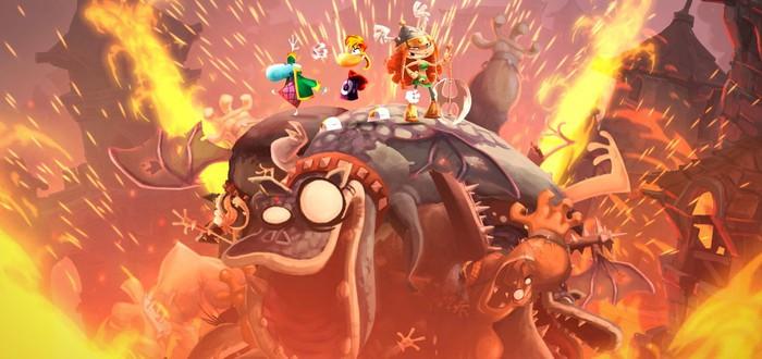 Ubisoft объявила месяц бесплатных игр