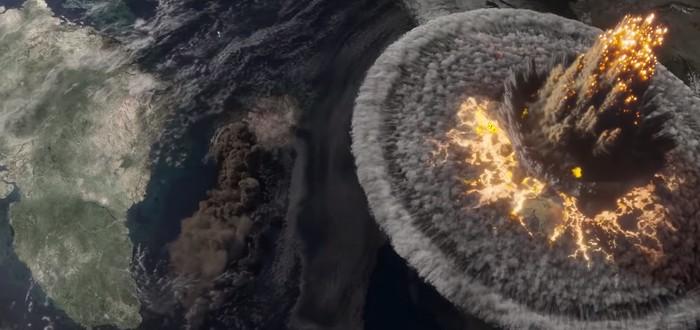 Трейлер GREENLAND — фильма-катастрофы с Джерардом Батлером