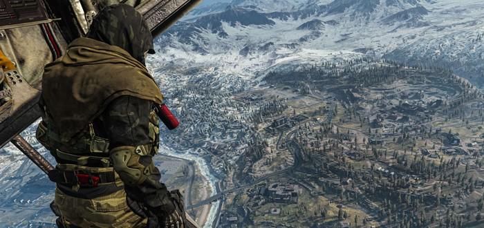 Infinity Ward забанила 50 тысяч читеров в Call of Duty: Warzone