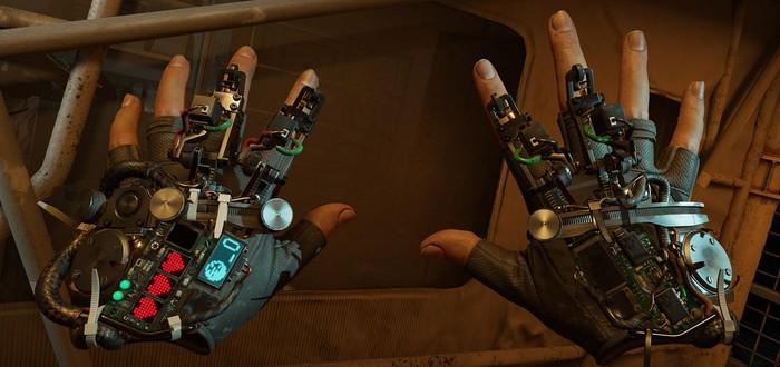 Игрок показал мастерство жонглирования в Half-Life: Alyx