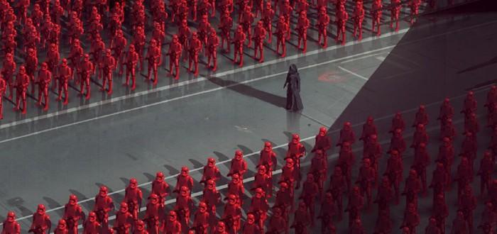 """Нереализованные концепты """"Звездные войны: Скайуокер. Восход"""""""