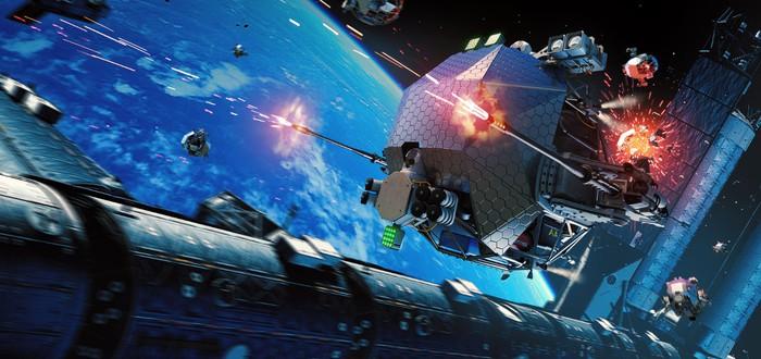На 1 апреля в War Thunder появились космические битвы