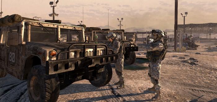 Суд разрешил Activision использовать Humvee в серии Call of Duty