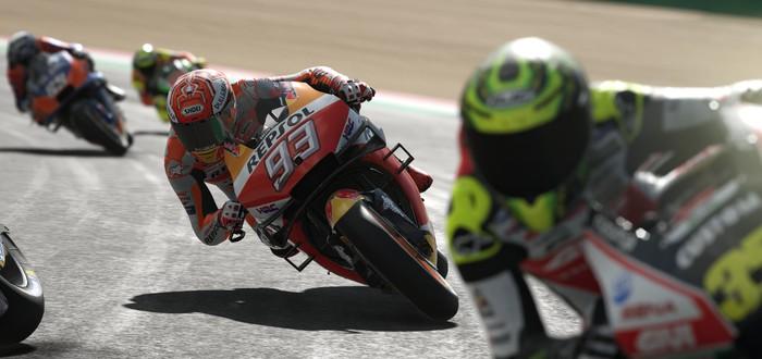 Режим карьеры в новом дневнике разработчиков MotoGP 20
