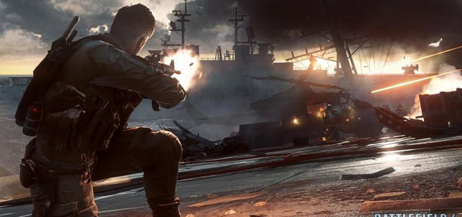 Battlefield 4 может выйти в Steam
