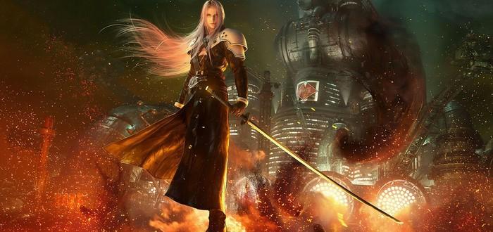 Милые разговоры и схватки с боссами в финальном трейлере Final Fantasy VII
