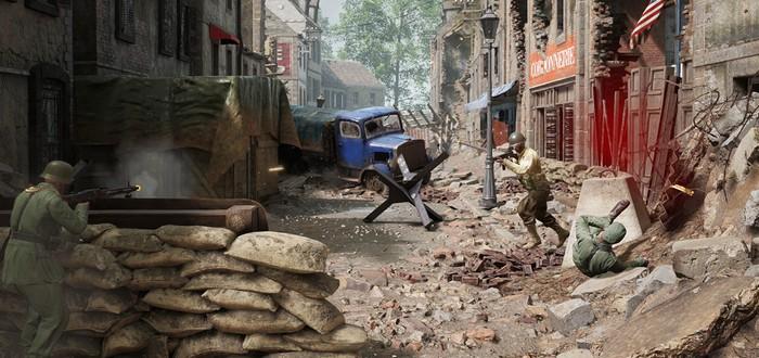 Шутер по второй мировой Days of War доступен бесплатно в Steam на выходные