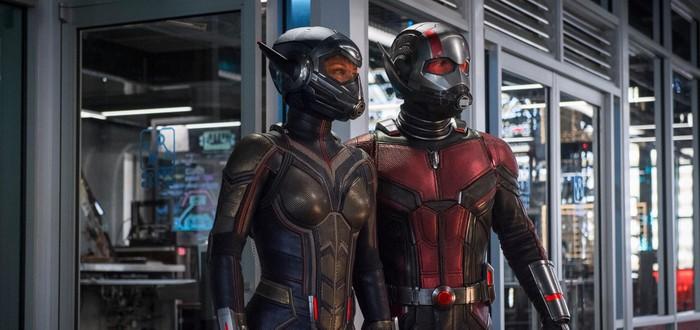 """Сценарий к """"Человеку-муравью 3"""" напишет один из авторов """"Рика и Морти"""""""