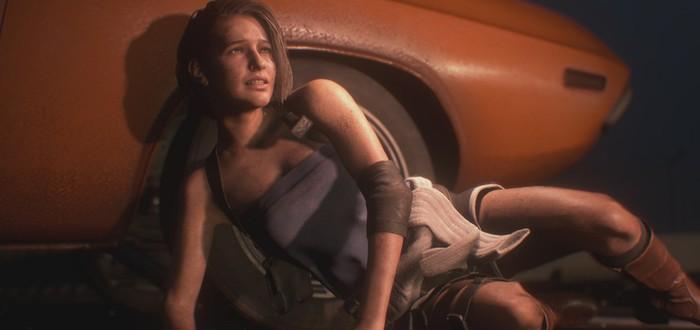 Фанаты недовольны отсутствием юбки у оригинальной Джилл в Resident Evil 3