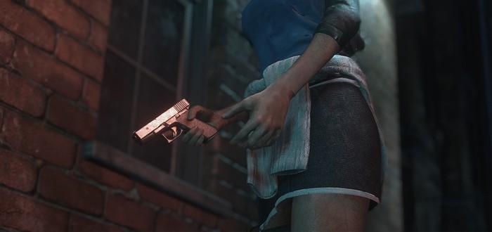 Моддеры добавили классическую юбку Джилл в ремейк Resident Evil 3 + другие наряды