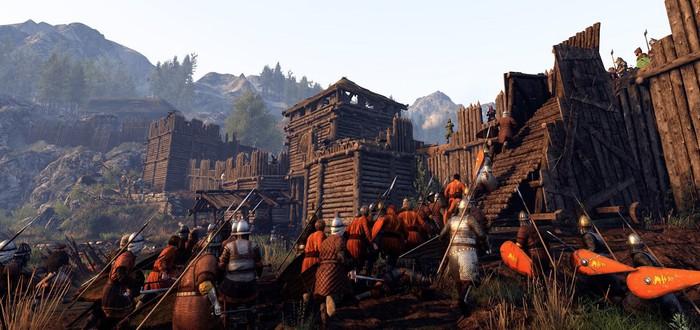 Steam-чарт: Mount & Blade 2 стала лидером