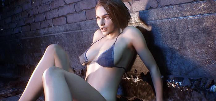 Разбираемся с модами для Resident Evil 3 — где искать, как устанавливать, что ждать