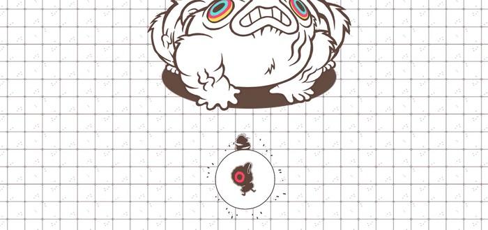 Взрывоопасные утки в трейлере стильной аркады Ponpu