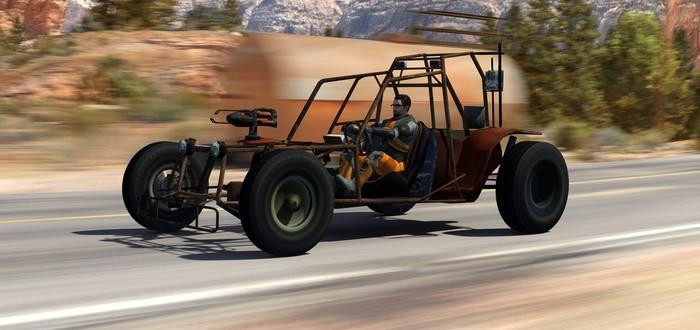 Мы были не готовы — дизайнер Half-Life: Alyx об отсутствии транспорта в шутере
