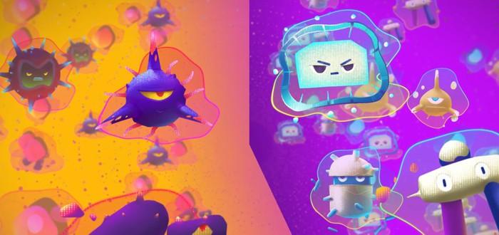 Игроки Borderlands 3 могут помочь ученым в изучении микрофлоры кишечника
