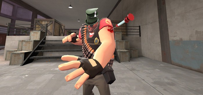 Team Fortress 2 вторую неделю страдает от бот-атак
