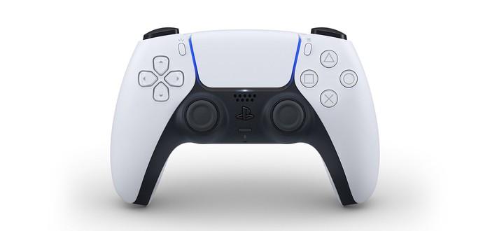 Sony показала контроллер PS5 — выглядит футуристично