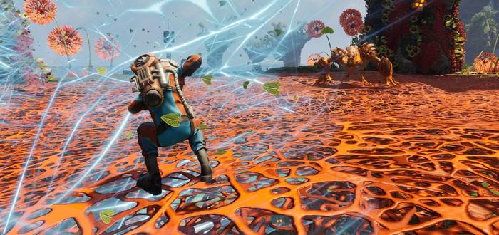 Для Journey to the Savage Planet анонсировано первое DLC с новой планетой