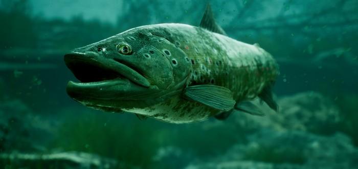 Рыбы-боссы в первом трейлере симулятора рыбалки The Catch: Carp & Coarse