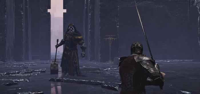 Новый отрывок из Souls-подобного экшена Mortal Shell
