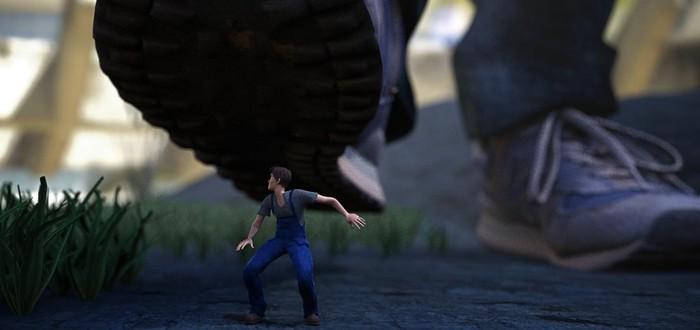 На PS5 и Xbox Series X выйдет адвенчура MicroMan о маленьком человеке