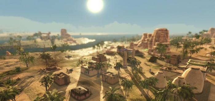 Строительство древнеегипетского города в первом трейлере стратегии Dynasty of the Sands