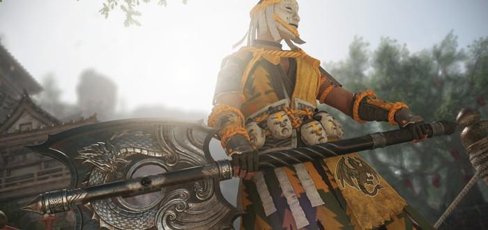 Новый сезон For Honor отложен из-за карантина