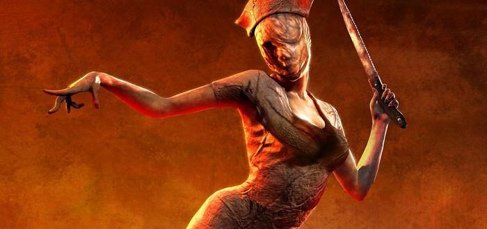 Мангака тизерит проект по Silent Hill