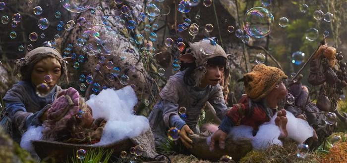 """Как создавались спецэффекты для сериала """"Темный кристалл: Эпоха сопротивления"""""""
