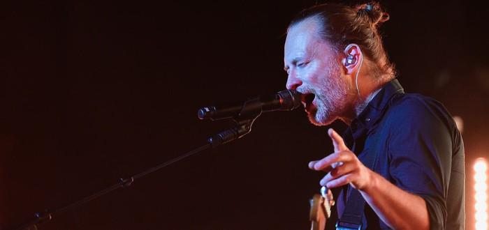 Radiohead выложила запись своего концерта на YouTube