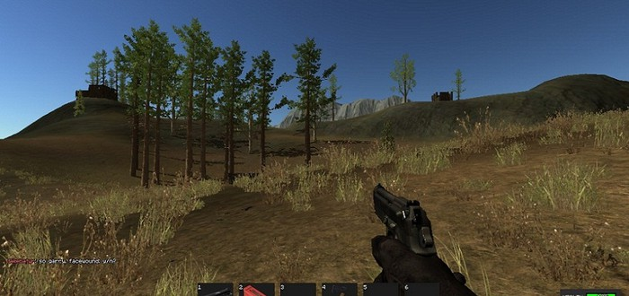 Rust - новая игра от создателя Garry's mod