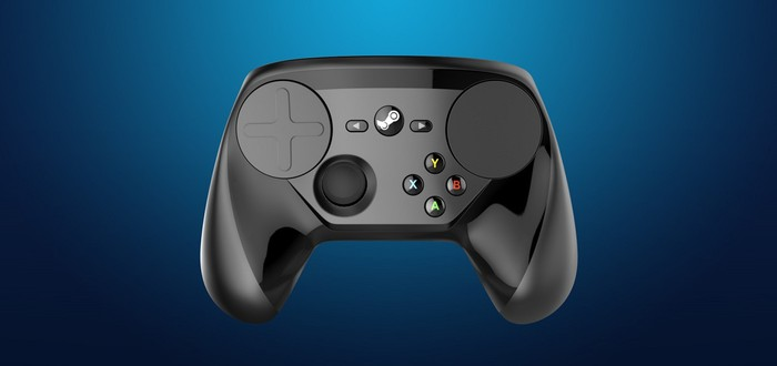 Valve зарегистрировала патент на новый Steam Controller со сменными элементами