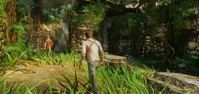 Энтузиаст запустил Uncharted: Drake's Fortune на PC с трассировкой лучей