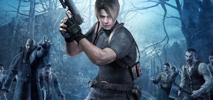 СМИ: ремейк Resident Evil 4 выйдет в 2022 году
