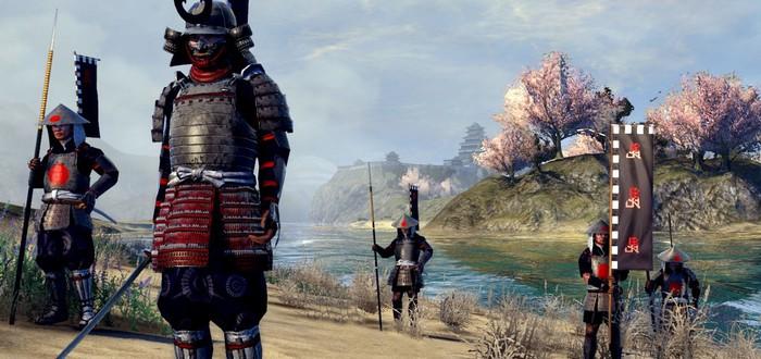 Раздачу Total War: Shogun 2 в Steam перенесли на 27 апреля