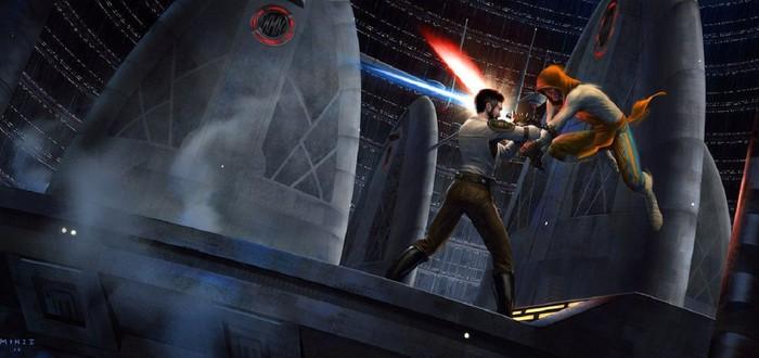 Limited Run Games выпустит физические издания консольных версий Jedi Academy и Jedi Outcast