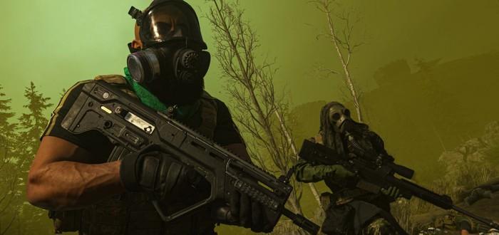 Infinity Ward забанила в Call of Duty: Warzone более 70 тысяч читеров