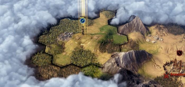 Начало игры и ключевые особенности 4Х-стратегии Old World в первом геймплее
